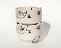 Cat Ear Cups