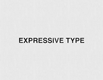 Expressive Type - WHERE