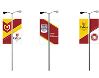 Calvin College Environmental Banners