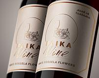 FAIKA Wine (Hibiscus Wine)