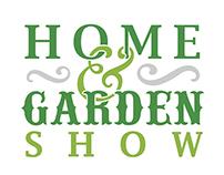 Home and Garden Show Logo