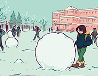 Warm Blood webcomic