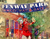 Fenway Park Art
