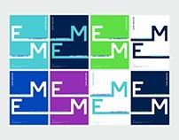 Entre Médecins - Identity design