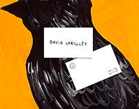 Identity based on David Shrigley's work ☺