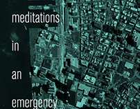 Meditations In An Emergency Book Cover