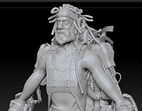 Game character - work in progress