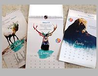 2016 Calendars Drawings from Heaven