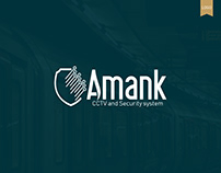 Logo Amank for Security Systems