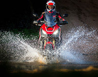 Honda X-ADV Press Launch