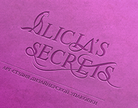 Logo for Alisia's Secrets