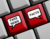 How to Differentiate Fake News from Real News in Social