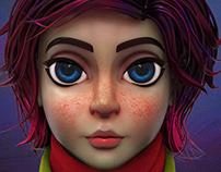 Serene - Freckles
