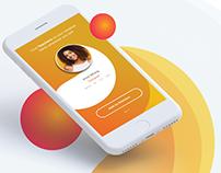 Mobile App TeachMe UX/UI design
