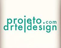 """Logótipo """"De Pinho Projeto"""""""