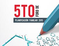 MSD - 5to Foro de Planificación Familiar 2015