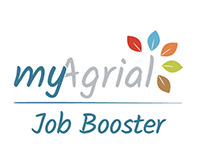 "Logo outil extranet/intranet ""My Agrial Job Booster"""
