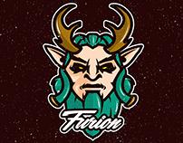 Logo for Furion Game Station