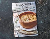 Gourmet's Ramadan Magazine