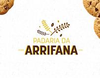 Padaria da Arrifana - Branding