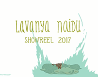Lavanya Naidu - SHOWREEL 2017.
