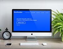 EUROFUNDOS WebDesign