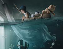 Fishing for treasure