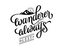 A Wanderer Isn't Always Lost