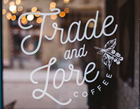 Trade and Lore Coffee Brand