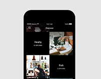 Foodi – Restaurant Booking App