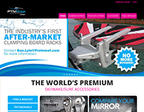 PTM Edge Website Design