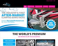 PTM Edge Website Design