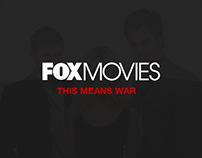 Fox Movies: This Means War Microsite