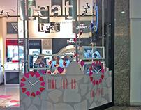 HBC   Tiendas Beat   Visual Vitrina san Valentín 2014