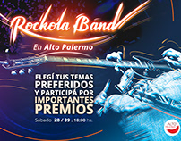 Mastercard Promotion Rockola Band