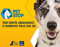 Pet Stop - Evento