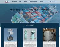 Multi Page Website