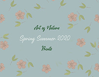 Spring summer prints