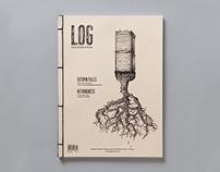 LOG - Magazine Cover