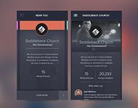 Church Locator App