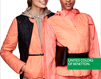 UNITED COLORS OF BENETTON Spring 17