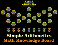 Basic Arithmetics Game