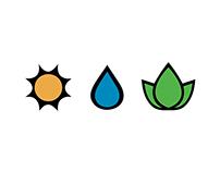 Capital City Organics: Banner Designs