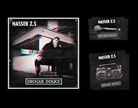 BRANDING / MUSIC • Nasser Z.S.