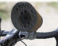 waterproof bike speaker