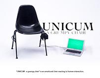 UNICUM - a grumpy chair