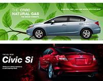 Digital Design for SanTan Honda
