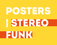 POSTERS | STEREOFUNK