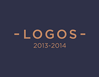Logo collection from 2013-2014