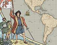 World War Maps for Armchair History TV